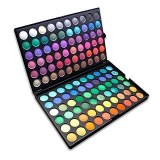Netspower 120 Farben-Palette Lidschatten Make-up Set Profi-Box