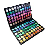 Netspower 120 Farben-Palette Lidschatten Make-up Set Profi-Box