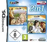 2 in 1: Meine Tierpension + Meine Tierarztpraxis auf dem Land - [Nintendo DS]
