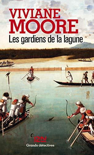 Les gardiens de la lagune (Grands détectives t. 1) par Viviane MOORE