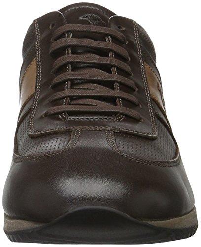 Joop! Rasmus Sneaker Antik Leather, Baskets Basses Homme Marron - Braun (702)