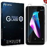 """RIFFUE BQ V/VS Protector de Pantalla, BQ Aquaris V/VS Cristal Vidrio Templado Glass Premium [9H Dureza] [3D Touch] [Alta Definicion] - Anti-Explosion/HD-Display 5.2"""" [2 Unidades]"""