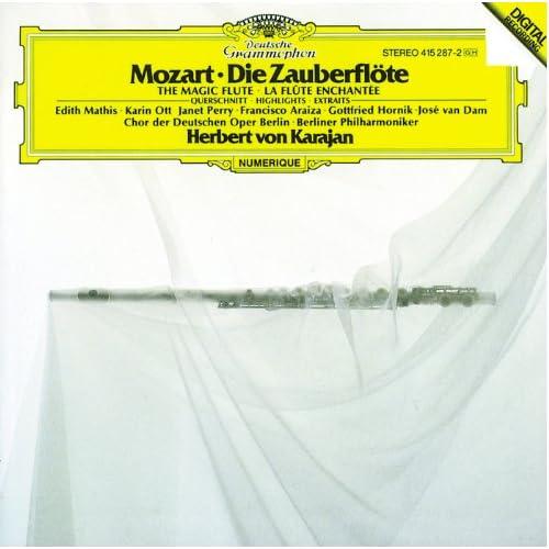 Mozart: Die Zauberflöte - Highlights