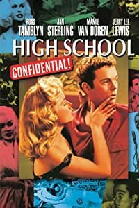 High School Confidential [Import USA Zone 1]