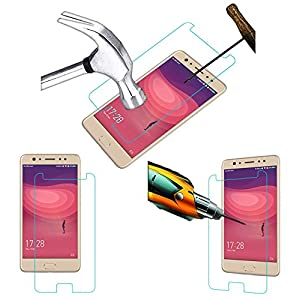 ACM Tempered Glass Screenguard for Coolpad Note 6 Mobile Screen Guard