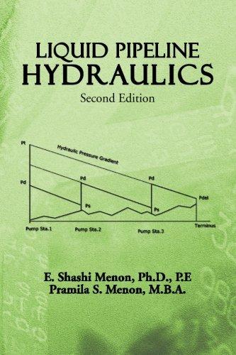 Liquid Pipeline Hydraulics: Second Edition