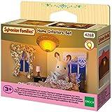 SYLVANIAN FAMILIES- Home Interiors Set Décoration Lampe Et Rideaux, 4268, Multicolore, Norme