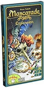 Mascarade: Expansion [importato da UK]