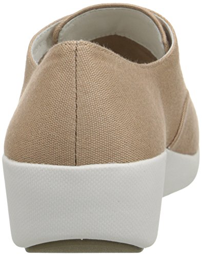 FitFlop - F-Pop Oxford Beige