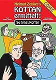 Kottan ermittelt: So long, Kottan: Kottan Comic Nr. 1