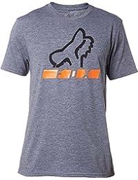 Fox Triangulate Tech - T-shirt - gris 2017 tshirt homme