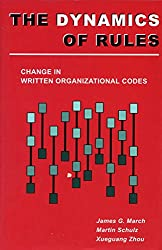 The Dynamics of Rules: Change in Written Organizational Codes