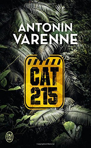 CAT 215 par Antonin Varenne