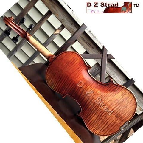D Z Strad Violin N615 misura 4/4, legno di abete con costruzione Alps w/900 $in omaggio