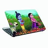 Arnav Mart Laptop Skin Decal For 15.6 In...