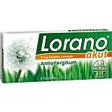 LORANO akut Tabletten 7 St