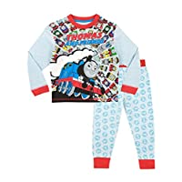 Thomas & Friends Boys Thomas The Tank Engine Pyjamas