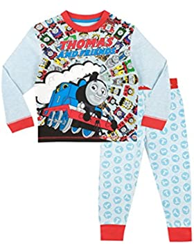 Thomas & Friends Pijama para Niños Thomas The Tank