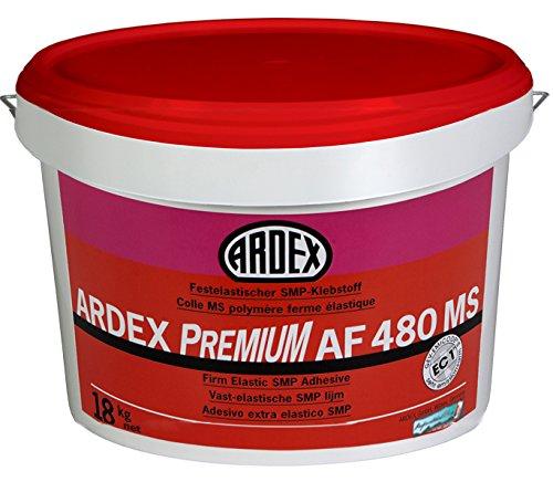 ARDEX AF 480 MS PREMIUM, 18kg - Festelastischer SMP-Klebstoff f. Parkett, Dielen, Kork usw.