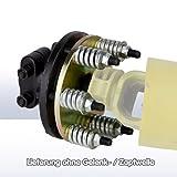 DEMA Rutschkupplung für Zapfwelle 1000 Nm
