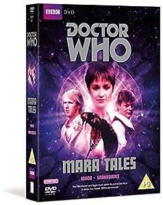Doctor Who - Mara Tales (Kinda/Snakedance) [DVD]