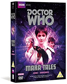 Doctor Who - Mara Tales (Kinda/Snakedance) [DVD] (B004FV4R4K) | Amazon price tracker / tracking, Amazon price history charts, Amazon price watches, Amazon price drop alerts