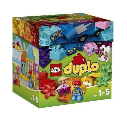 LEGO DUPLO - Mi primera caja de construcción creativa (10618)