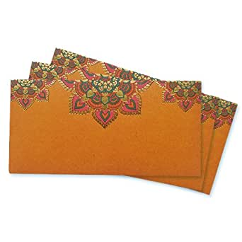 Amazon.in Gift Card - Gift Envelope | Yellow | Pack of 3 - Rs.3000