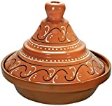 Reston Lloyd 91902 2-Quart Terra Cotta Tagine, Large