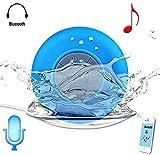 Shower/Waterproof Portable Bluetooth Mob...