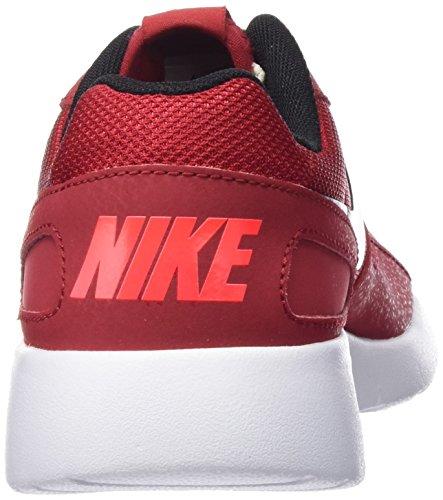 Nike Unisex-Kinder Kaishi (Gs) Low-Top rot - schwarz