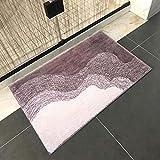 SUNA carpet Tappetino Antiscivolo per Interni, Tappetino Antiscivolo Lavabile in Lavatrice 80 X 50 Cm