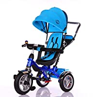 Little Bambino 4 IN 1 Kids Children Child Baby Toddlers Trike Tricycle Stroller