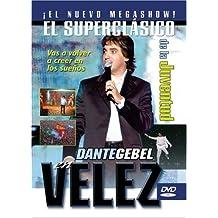 Dante Gebel En Velez DVD (El Super Clasico De La Juventud)