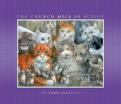 Church Mice in Action Cover Image