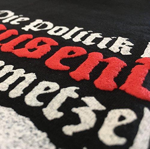 Religion tötet T-Shirt Schwarz
