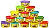 Play-Doh Hasbro 18367148 - Partyknete mit Stickern, Knete