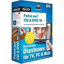 MAGIX Fotos auf CD & DVD 10