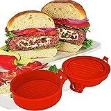 Prensa para hamburguesa normal o farciti molde Burger molde herramienta de cocina. Media Wave Store