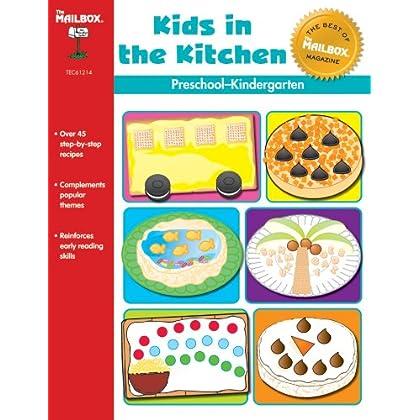 Les livres de BO-TE AUX LETTRES TEC61214 nomenclature enfants dans la cuisine GR PK