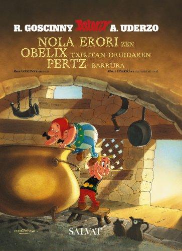 Nola Erori Zen Obelix Txikitan Druidaren...