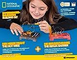 National Geographic 9130800 - Experimentier-Baukasten, Die Reflexschranke und der heiße Draht