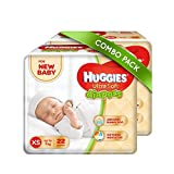 Best Huggies Diapers For Babies - Huggies Ultra Soft for New Baby XS Size Review