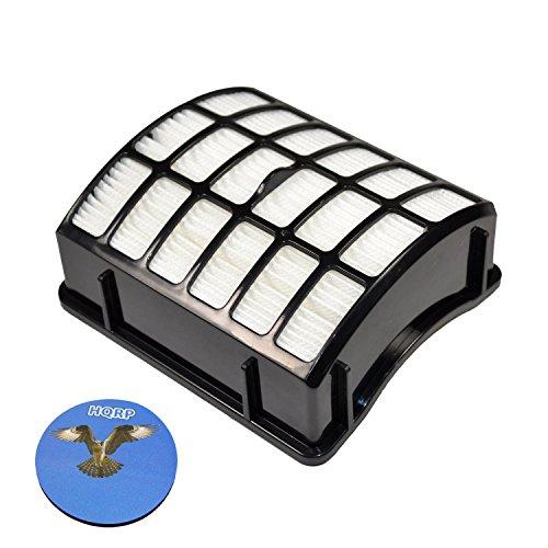 HQRP HEPA Filter für Shark Navigator NV80 / NVC80C / NV70 / NV90 / UV420 + HQRP Untersetzer