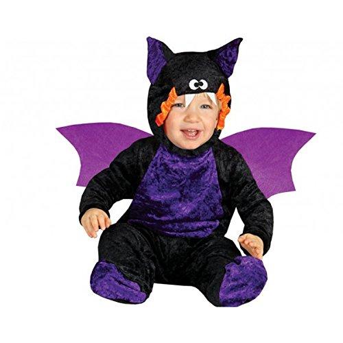 Baby Kostüm Fledermaus ()