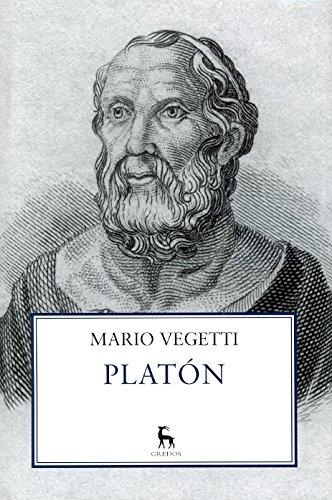 Quince lecciones sobre platon (VARIOS GREDOS) por MARIO VEGETTI