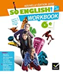 So English! Anglais 6e �d. 2016 - Wor...