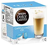 Nescafé Dolce Gusto Cappuccino Ice, 3er Pack (48 Kapseln)