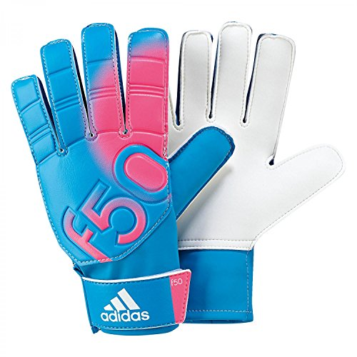 F50 TRAINING - Gants Football Homme Adidas Bleu