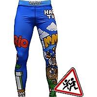 Hardcore Training Kids Compression Pants MMArio Spats Kinder Sport Kompression Hose